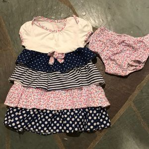 Adorable Dress and Bloomers